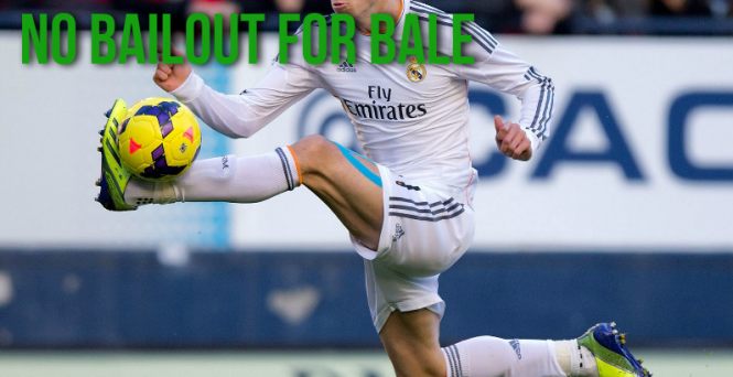 Bale one of many La Liga Players not heading to the Premier League this Summer
