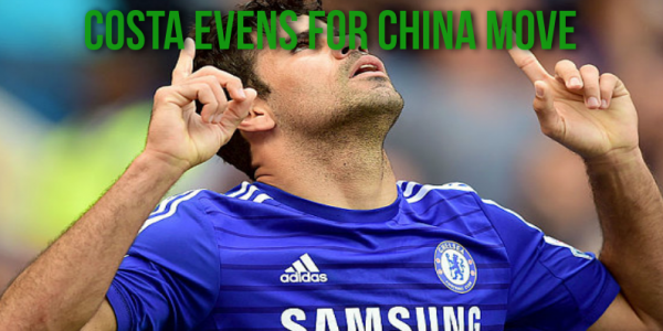 Diego Costa China Move Looks Likely as Chelsea give the Boot