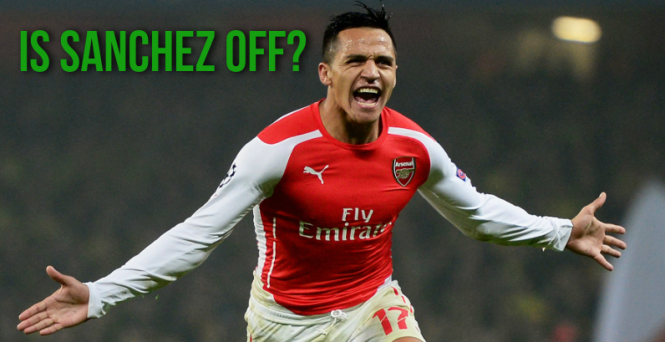 Arsenal Summer Transfers to include Sanchez?