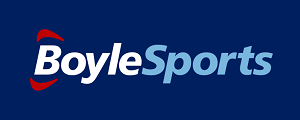 Boylesports is ranked Top of our Irish Betting sites