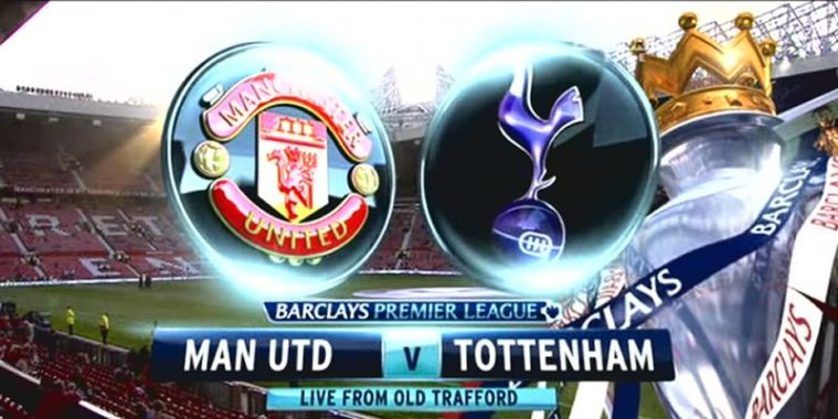 Get a Free In Play bet on Man Utd v Tottenham