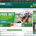 PaddyPower Free Bet
