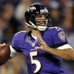 Joe Flacco Ravens' NFL star