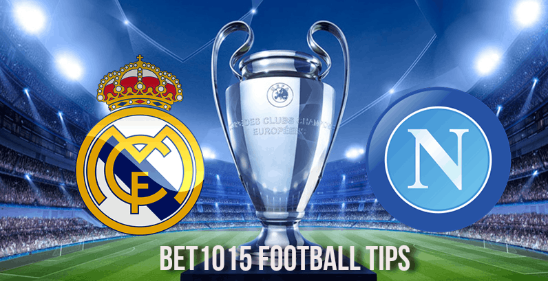 Real Madrid v Napoli Predictions