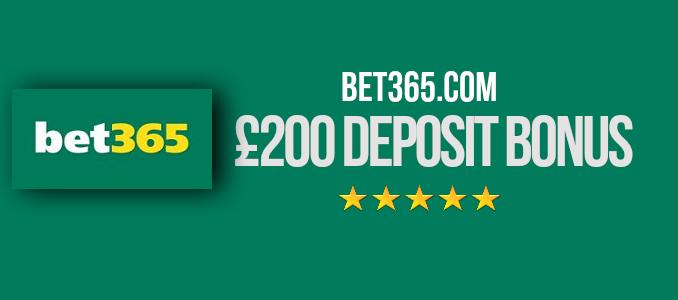 bet365 Sign up Bonus