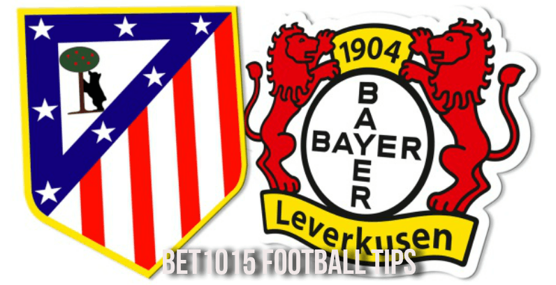 Atletico Madrid v Bayer Leverkusen Prediction