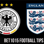 Germany v England prediction