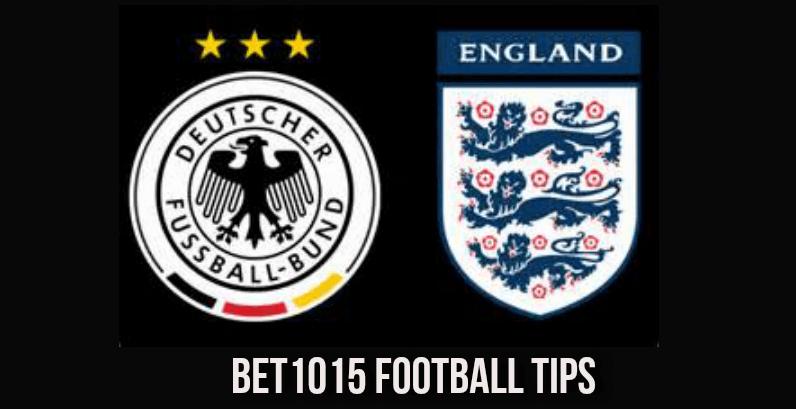Germany v England prediction