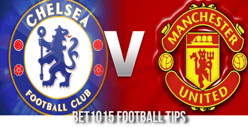 Chelsea vs Man Utd Correct Score Tips,