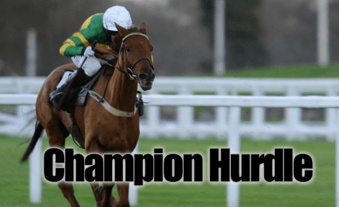 Yanworth Champion Hurdle betting Favourite