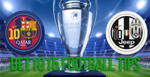 Barcelona v Juventus Prediction - 40/1 Barca to be Denied