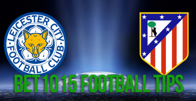 Leicester City v Atletico Madrid prediction