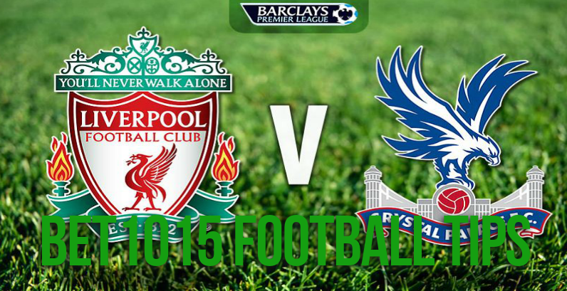 Liverpool v Crystal Palace prediction