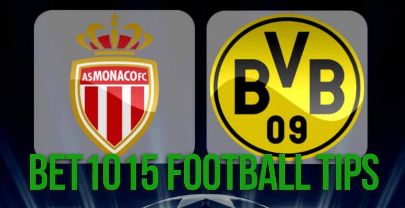 Monaco v Borussia Dortmund
