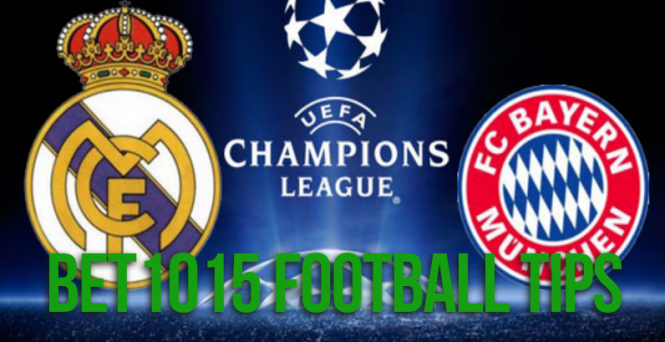 Real Madrid v Bayern Munich prediction