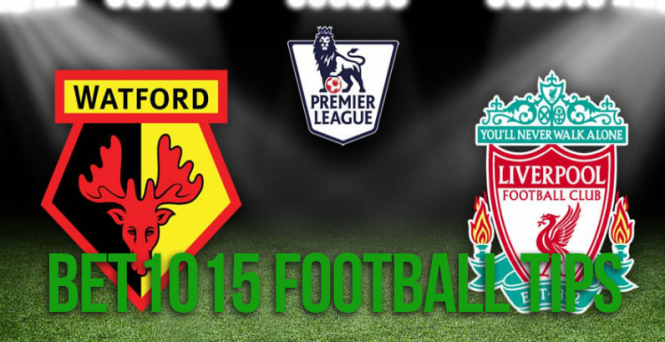 Watford v Liverpool prediction and preview