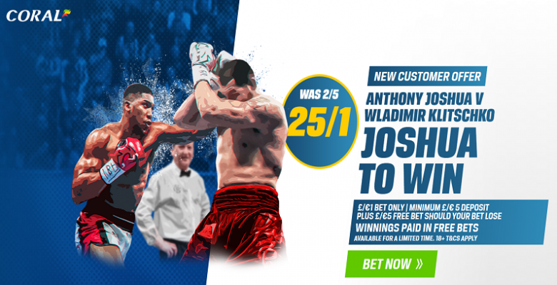 Coral Boxing betting