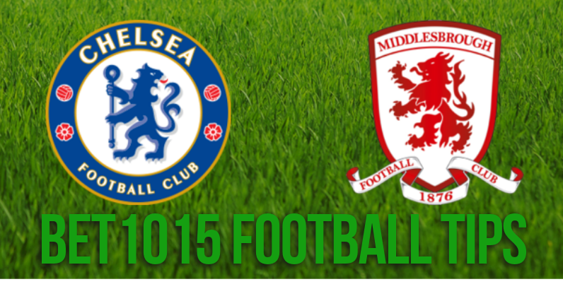Chelsea v Middlesbrough prediction