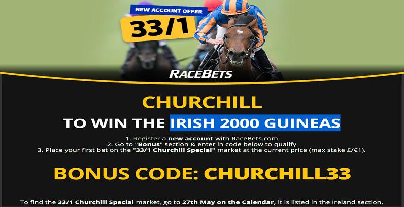 Irish 2000 Guineas Betting Racebets