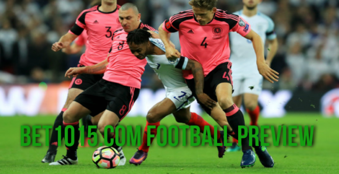 Scotland vs England - World Cup Qualifiers 2018