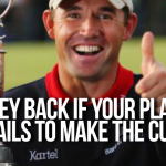 British Open Golf  Championship Money Back