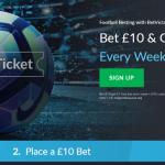 Free Footy Acca Bets + £10 Casino Bonus