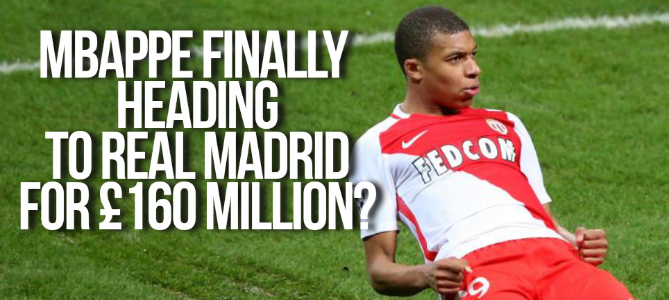 Kyle Mbappe finally headed for Real Madrid
