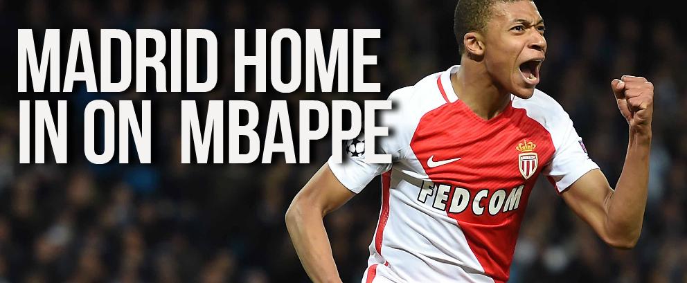 Kyle Mbappe on the radar at Real Madrid