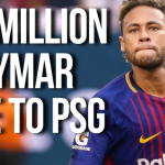 Potential £200 million Neymar move to PSG creating ripples in European circuit