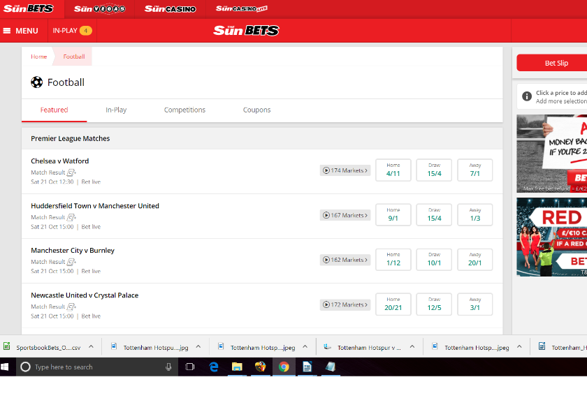 Sun Bets Review - Bet £10 Get £30 as a Free Bet