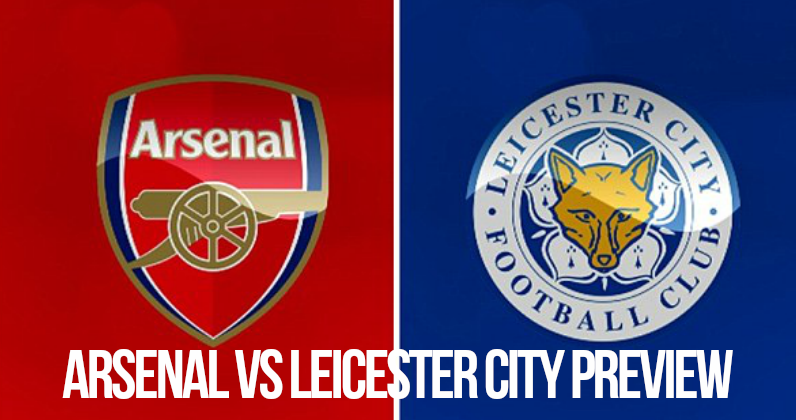 Arsenal v Leicester Tips