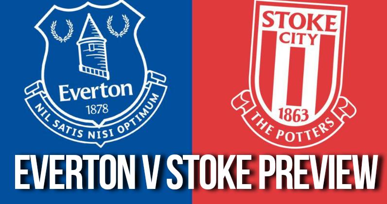 Everton v Stoke