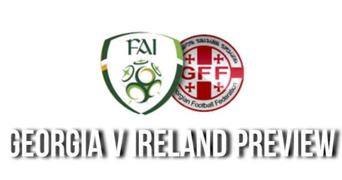 Georgia v Republic of Ireland match preview