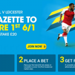 Lacazette First Goalscorer