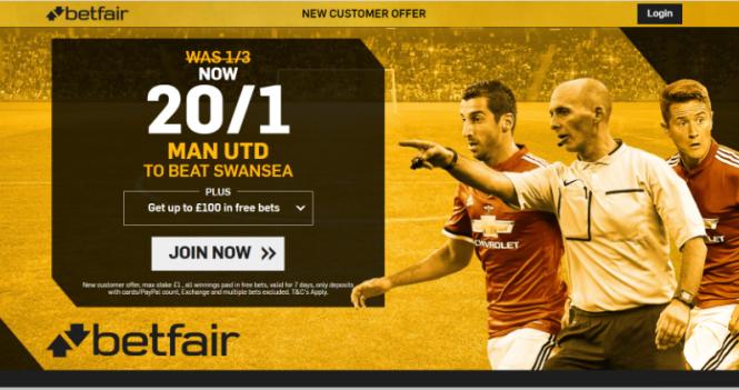 Man United to beat Swansea