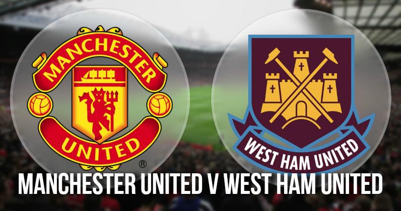west ham vs man united - photo #4