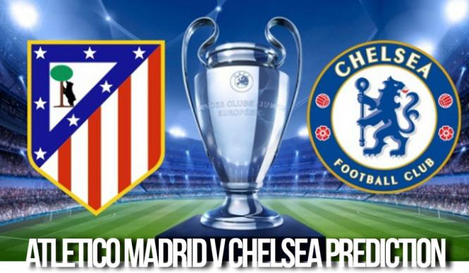 Atletico Madrid v Chelsea prediction
