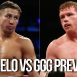 Canelo vs GGG Preview