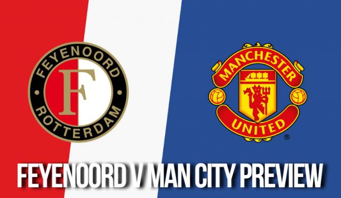 Feyenoord v Manchester City