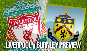 Liverpool v Burnley - Hornets Sting to be Silenced by Reds at 6/1
