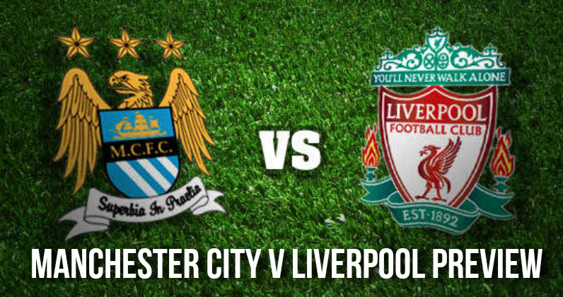 Manchester City v Liverpool predictions