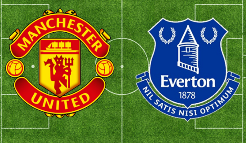 Everton vs. Manchester United