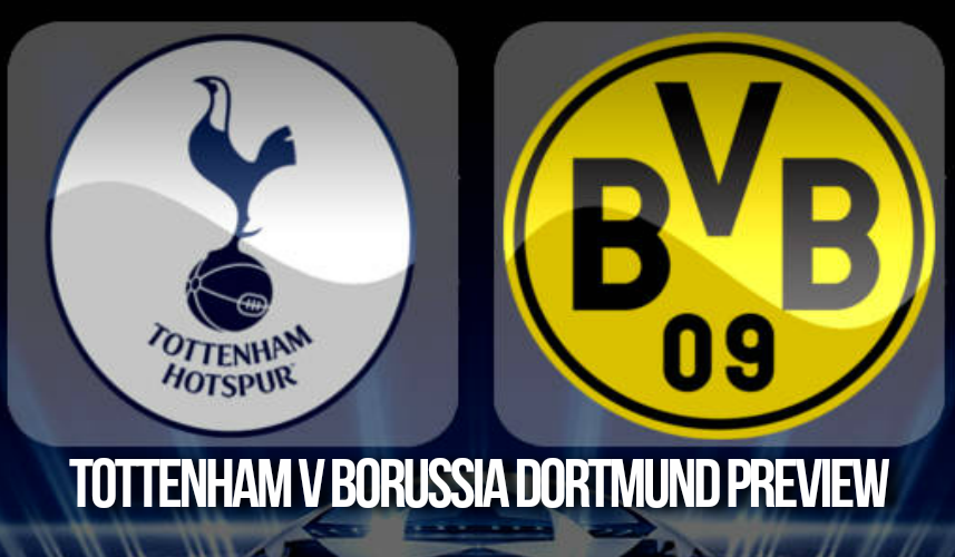Tottenham Hotspur v Borussia Dortmund