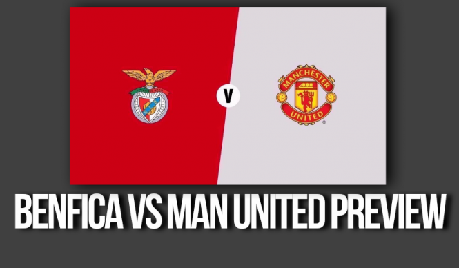 Benfica vs Manchester United
