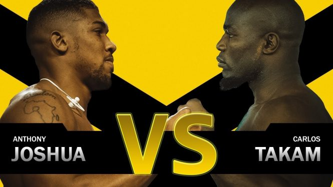 Joshua vs Takam boxing betting preview