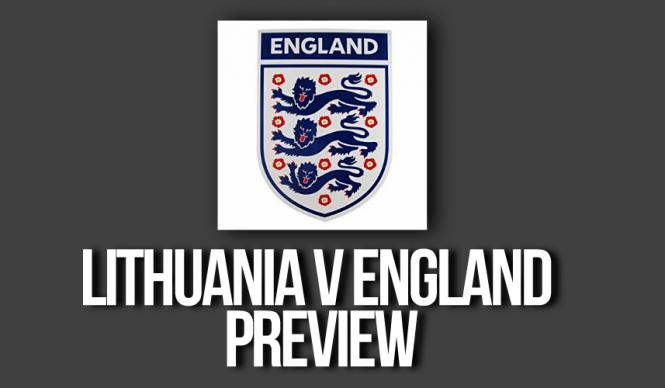 Lithuania v England preview