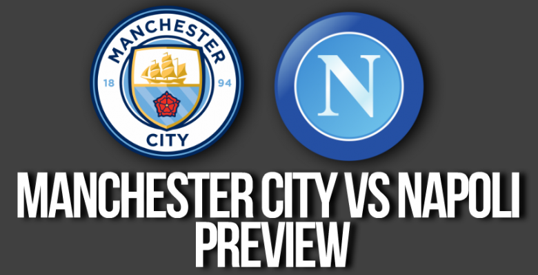 Manchester City vs Napoli – Value in Draw as Citizens to Remain Top of Group F