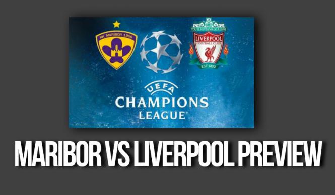 Maribor vs Liverpool