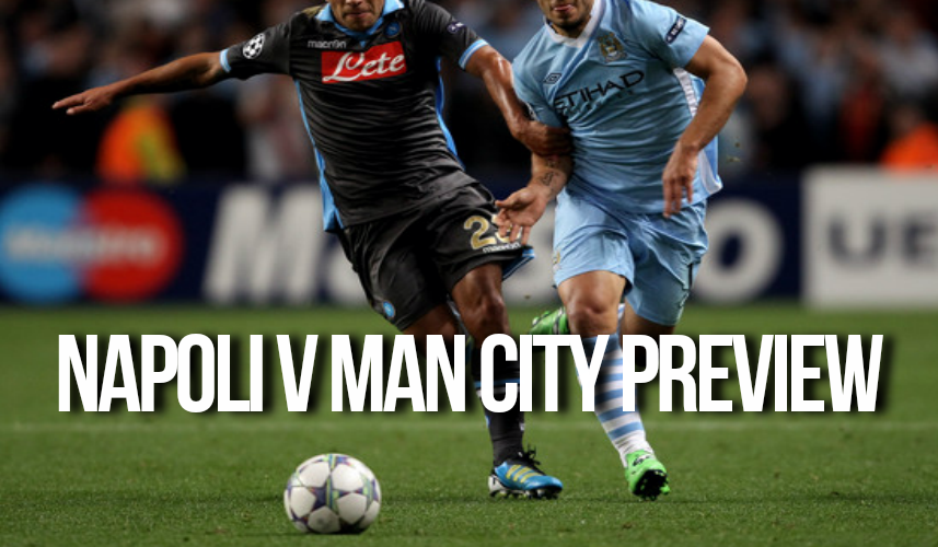 Napoli v Manchester City Prediction