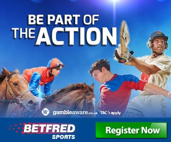 Betfred Each Way Places on Horse Racing